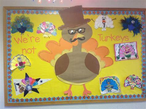 Turkey In Disguise Bulletin Board Template by Turkeys In Disguise Bulletin Boards Doors Pinterest