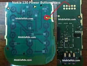 Nokia 130 Power On Problem On