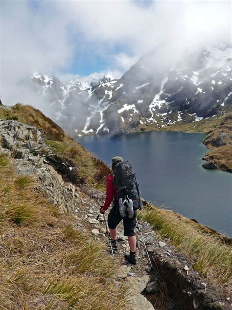 Multi Day Hiking In New Zealand Best Hikes South Island