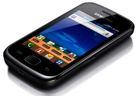 review samsung galaxy gio