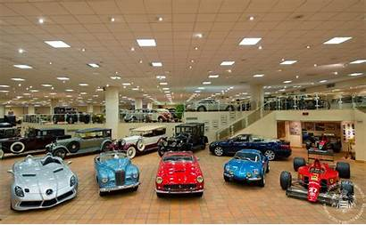 Monaco Museum Cars Motor Prince Private Antique