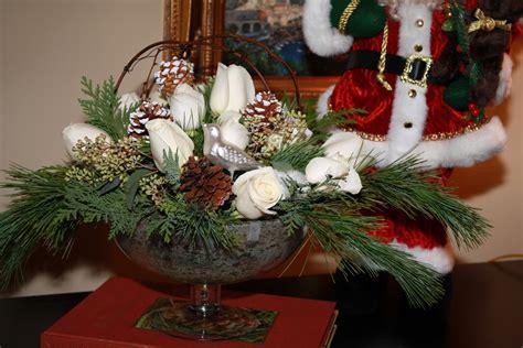 beaux reves christmas floral arrangements
