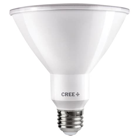 led  degree flood light bulb  bright white dimmable