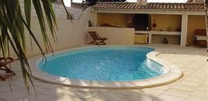 Piscine Enterrée Coque : piscine coque polyester installer sa piscine enterr e ~ Melissatoandfro.com Idées de Décoration