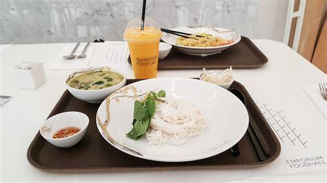 emporium cuisine bangkokin herkullisimmat food courtit