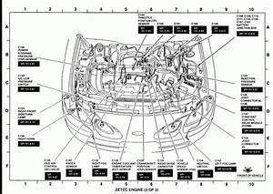 Ford Focus Mk6 Engine Bay Diagram Di 2020