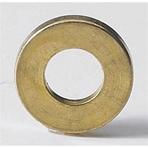 rondelle pour gond de porte lot de 6 bagues paumelles laiton pour meuble hettich l 2 x diam 13 mm leroy merlin