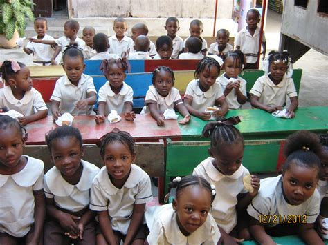 An estimated three million people were affected by. Haiti » GCI Update