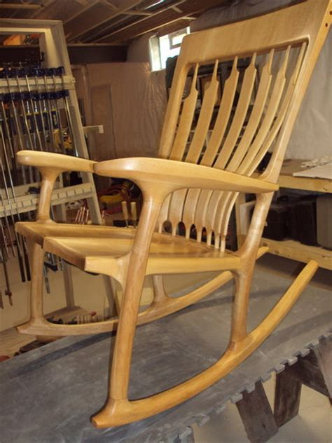 Maloof Rocking Chair Plans by Wood Work Sam Maloof Rocking Chair Plans Hal Pdf Plans