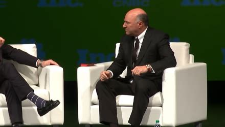 kevin oleary  sets entrepreneurs   employees