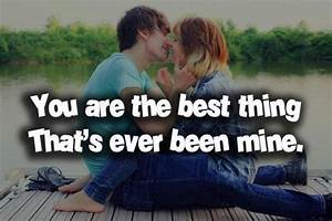 Couple cute hug and kiss love quotes wallpapers ...