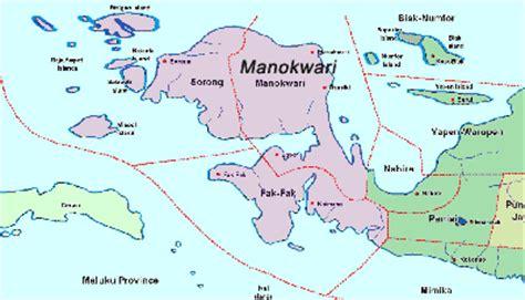 info papua barat daya