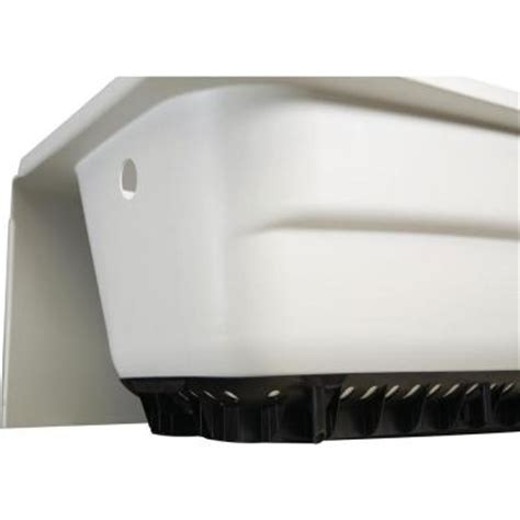 delta acrylic bathtub drain sealant terry love plumbing