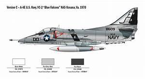 Italeri  A F  G Skyhawk  Ita2671  Ita
