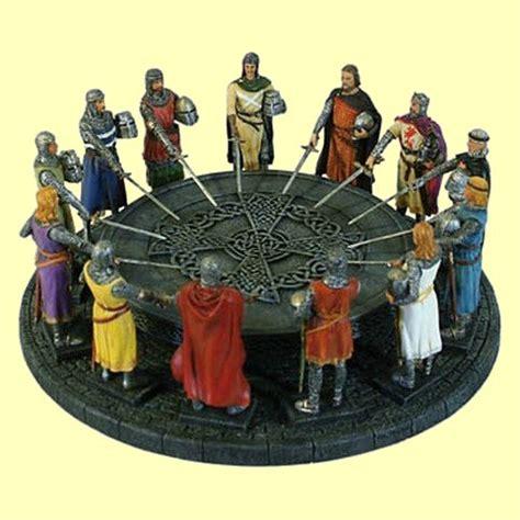 chevaliers de la table ronde l almanach du p 232 re g 233 rard