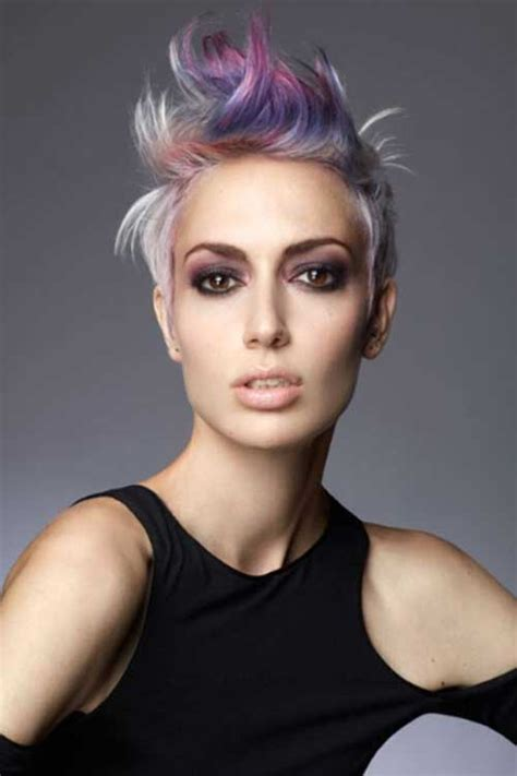 Funky Pixie Hairstyles by 20 Funky Haircuts Hairstyles 2018 2019