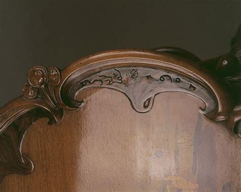 émile gallé 1846 1904 table œuvre guéridon aux libellules deuxième version