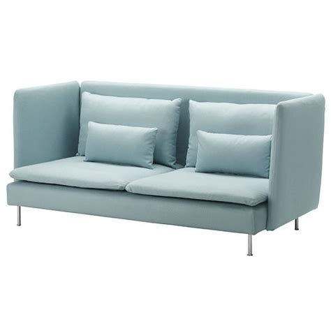 canapé turquoise ikea soderhamn sofa from ikea modern sofas housetohome co uk