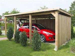Carport Günstig Selber Bauen : best 20 carport selber bauen ideas on pinterest ~ Michelbontemps.com Haus und Dekorationen