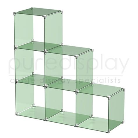 glass cube display estate displays archives display 1226