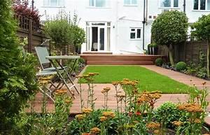 Contemporary Garden Design London