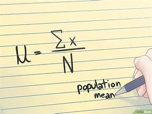 Standardabweichung Berechnen Formel : den standardfehler berechnen wikihow ~ Themetempest.com Abrechnung