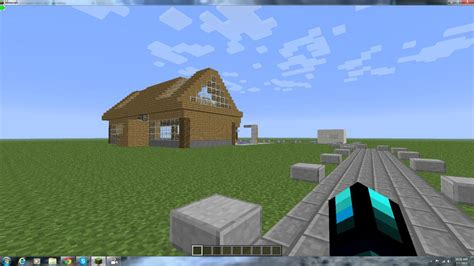 biggest house  minecraft project