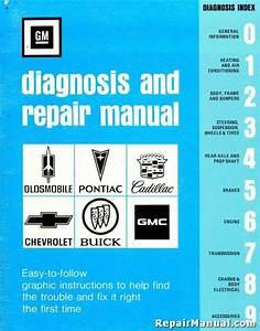 1977 Gm Automotive Diagnosis And Repair Manual