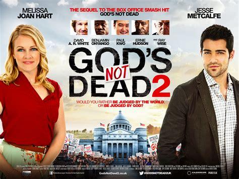gods  dead  fetch publicity