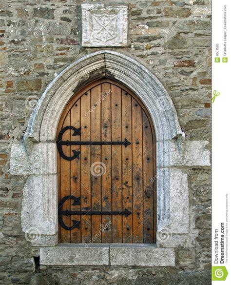 the door church church door stock image image of arms shield