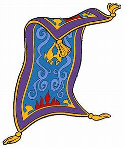 Carpet clip art clipartsco for Aladdin carpet clipart