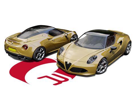 Alfa Romeo 4c  Reforma Uk