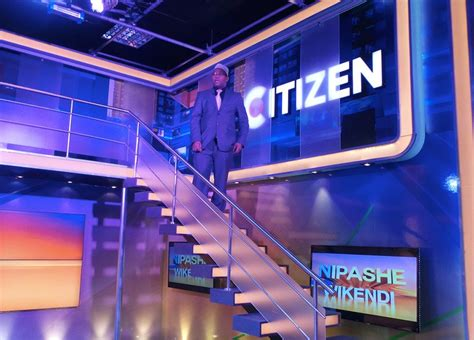 News seek foreign help to end hitches in port's systems. PHOTOS: Citizen TV Launches New Sleek Newsroom Studio ...