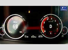2015 BMW X6 xDrive 50i 0100 kmh kph Beschleunigung
