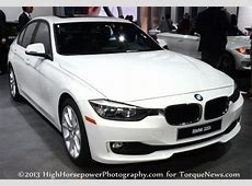 The new BMW 320i at the 2013 NAIAS Torque News
