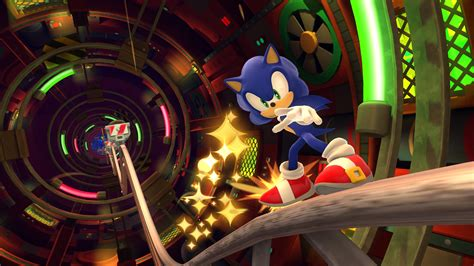 sonic lost world playable  tokyo game show