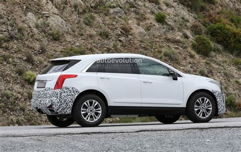 2020 Cadillac Xt5 Facelift Testing In Europe