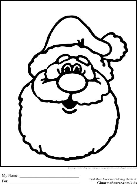 reideer and father christmas template for windows h2o coloring pages coloring home