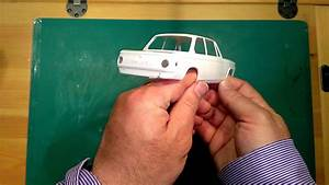 Hasegawa BMW 2002tii - YouTube