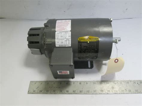 baldor idnm  hp inverter drive electric motor