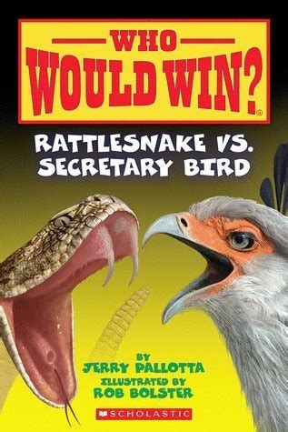 win rattlesnake  secretary bird  jerry