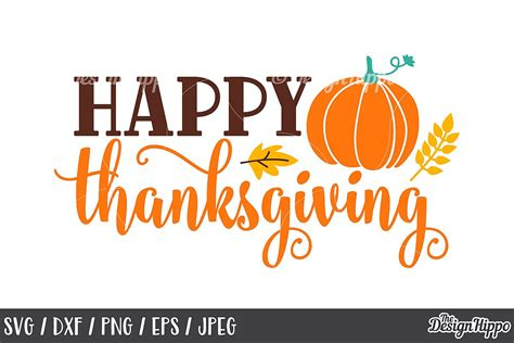 You can copy, modify, distribute and perform the work, even for commercial purposes, all without asking permission. Happy Thanksgiving SVG, Pumpkin, PNG, DXF, Cricut, Cut Files