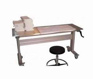 Escalier Ajustable En Hauteur : table inox ajustable en hauteur devis ~ Premium-room.com Idées de Décoration