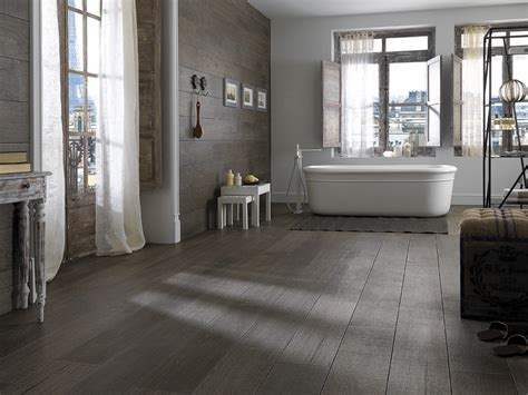 bathroom tile wood  home decorating ideas
