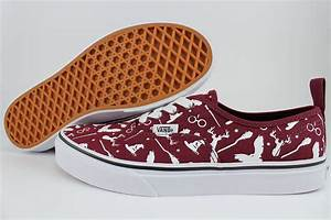 Under Armour Youth Size Chart Uk Vans Authentic Elastic Laces Harry Potter Icons Burgundy