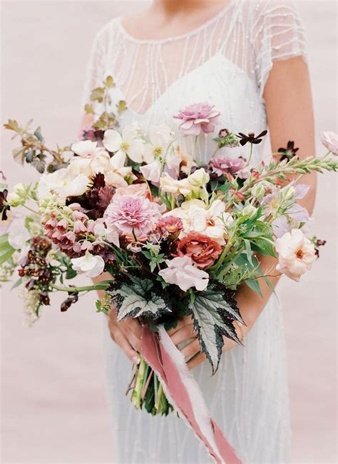 Art of Bouquet Making Moroccan Inspiration Wedding