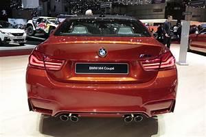 M4 Bmw Prix : tarifs bmw m4 2017 la m4 restyl e a un prix photo 5 l 39 argus ~ Gottalentnigeria.com Avis de Voitures
