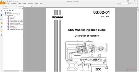 auto repair manuals scania electrical schematics all