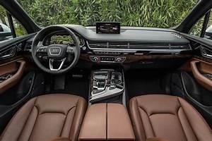 Audi Q7 Interieur : new audi q7 39 s secret sauce is on the inside ~ Nature-et-papiers.com Idées de Décoration