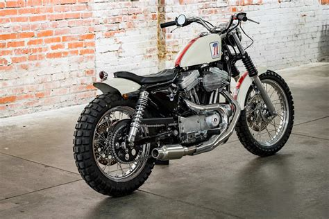 Hageman Motorcycles Harley-davidson Xl1200 Sportster Custom